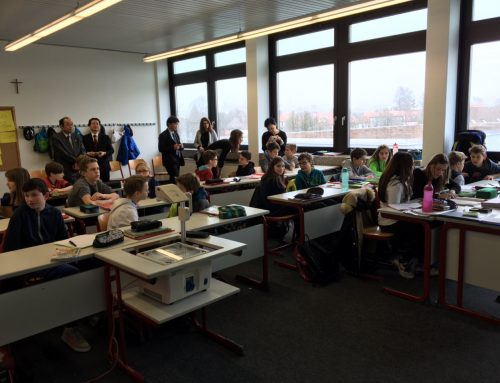 Behavioural Design in Classrooms